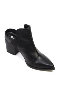 Boots of the year! You can wear these puppies noon-to-night, summer-to winter!