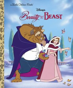 Beauty And The Beast Little Golden Books