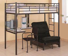 Hale Habitat Twin Loft Bed