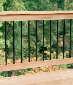 deck railing ideas | Deckorators Deck Railing from USA now available here in the UK