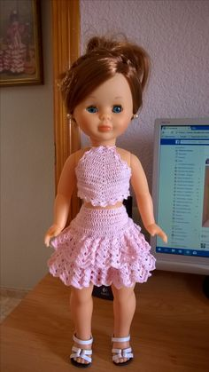 Vestidos Nancy, Cathedral Quilt, Amigurumi Patterns, Doll Clothes, Flower Girl Dresses, Dolls, Wedding Dresses, Baby, Fashion