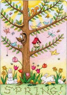 Spring Bunnies (117 pieces)