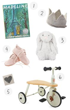 Gift Guide: Little Gir | Sycamore Street Press