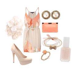 girly, created by ashleyhenderson on Polyvore