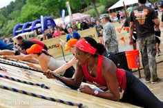 Merrell Down & Dirty Obstacle Race comes to Washington, D.C.