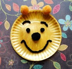 winnie the pooh crafts for Winnie the pooh's birthday on Monday