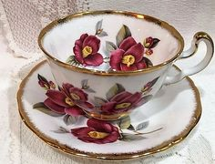 Adderley Cup and saucer