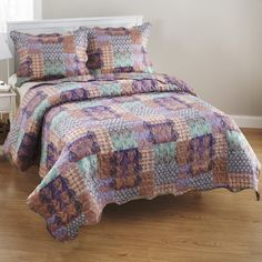Casbah Quilt Set = Anna's Linens