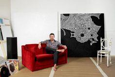 reuben paterson Contemporary, Artist, Home Decor, Maori, Decoration Home, Room Decor, Artists, Home Interior Design, Home Decoration