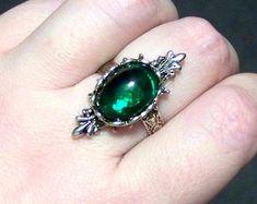 Medieval Ring - Victorian Ring - Renaissance Jewelry, Medieval Jewelry, Victorian Jewelry, Mens Ring, Adjustable Ring, Renaissance Ring:  This