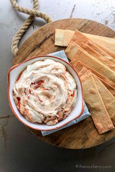 Guava and Cream Cheese Dip | TheNoshery.com