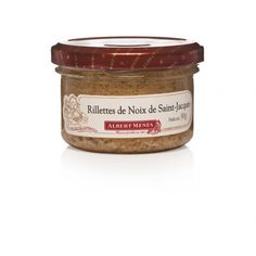Rillettes de Noix de Saint Jacques Albert Ménès  #RILLETTES #POISSON #SAINTJAQUES #APERO #APERITIF #ARTISANAL #PACKAGING  #ALBERTMENES #EPICERIEFINE