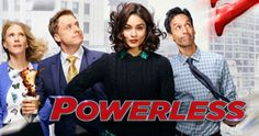 First Look at Vanessa Hudgens in DC's 'Powerless' Series -- NBC has issued a series order for the new DC Comics series 'Powerless', while debuting the first photos with star Vanessa Hudgens. -- http://movieweb.com/powerless-tv-show-photos-vanessa-hudgens/
