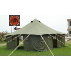 ARMY SINGLE POLE TENT - 100% COTTON CANVAS Dimensions Dimensions 4 x 4 M  sc 1 st  Pinterest & 2-Second Pop Up Tent by Quechua | Camping gadgets Tents and Camping