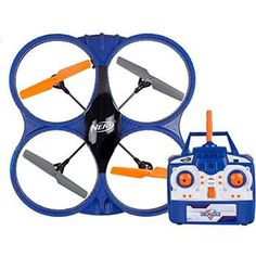 Nerf Air Defender X Drone Cam Copter with Remote Control.