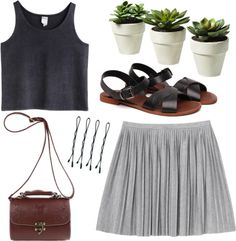 """""""Untitled #49"""" by hi-its-ebony ❤ liked on Polyvore"""