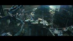 Cortometraje VFX: Rise