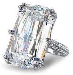 www.chopard.com, Chopard, ashoka diamond, engagement ring, gold ring, diamond ring, platinum ring, bride, bridal, fiance, wedding, engagement