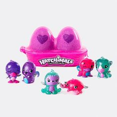 Introducing Hatchimals Colleggtibles Toy Baby Alive And