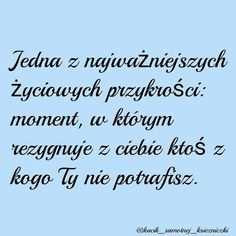 #smutnecytaty #cytaty#smutek#życiowe#życie#cytatyquotes#cytatyożyciu #cytaty_zyciaa#miłość #zakochanie #płacz #rezygnacja #nadzieja #milosc… Stay Strong, Motivational Quotes, Sad, Adidas, Sayings, Sweet, Quotes, Candy, Lyrics