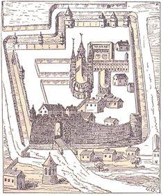 Abbaye de Saint-Germain des Prés.