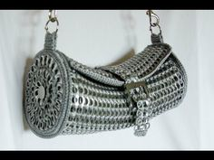 """Recycle those pop can tabs. This purse is """"mega"""" cute. I would love to try this. Thought I would share this project with everyone. Note: I have all three parts displayed in the NCTP Forums for easier viewing. All three parts are here: http://www.northcountrytradingpost.com/forums/index.php?topic=78.0"""