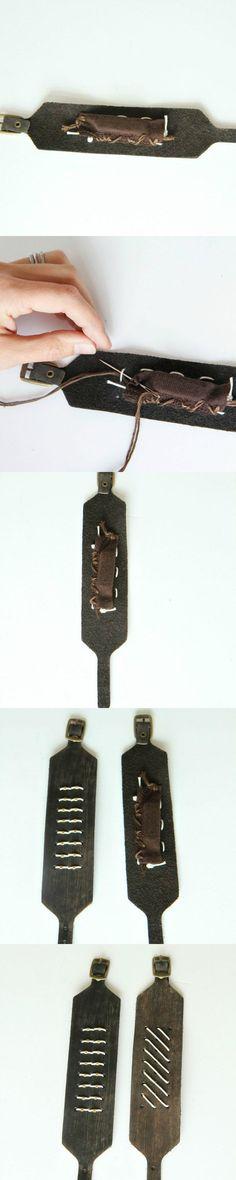 DIY Fitbit Bracelet Tutorial from MomAdvice.com.