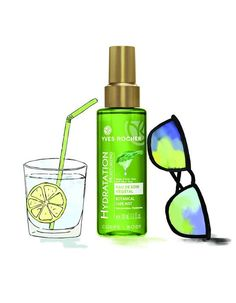 Suavidad e hidratación para tu piel en: Utiliza éste spray en verano en sustitución de tu crema regular