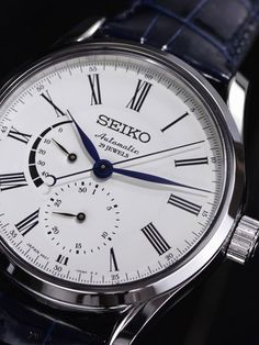 Seiko Presage - A Totally Stunning Watch Seiko Presage, Affordable Watches, Omega Watch, Watches For Men, Mens Fashion, Jewels, Accessories, Check, Moda Masculina
