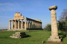 Day trip- Paestum Ruins and archeological museum. Older than Pompei and less touristy. 1.5 hours from Amalfi.
