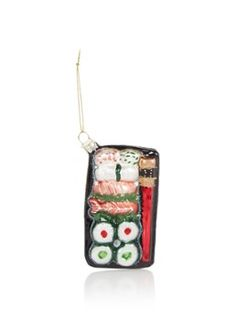 Vondels Multi Sushi Plate kerstboomhanger