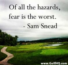 Golf Quotes - Our Top 20 from Golf Headquarters!