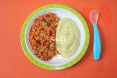 Toddler Meals, Kids Meals, Toddler Food, Zucchini, Foie Gras, Baby Food Recipes, Guacamole, Carne, Food And Drink