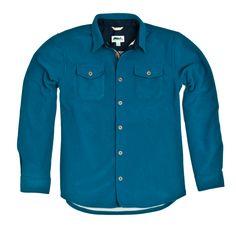 Bonded Fleece Shirt Jacket  Mehr auf http://neueszeugs.de/2014/09/10/bonded-fleece-shirt-jacket/