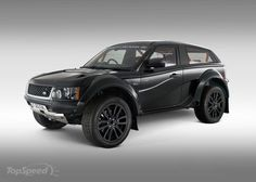 2013 Bowler EXR S I want this, it's completely street legal. It is basically a street legal rally SUV. Sooo sick :)