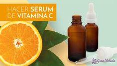 Hacer serum vitamina C