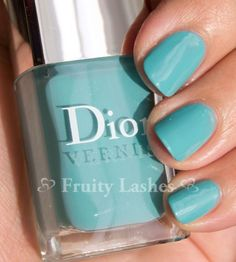 Dior Saint Tropez nail polish