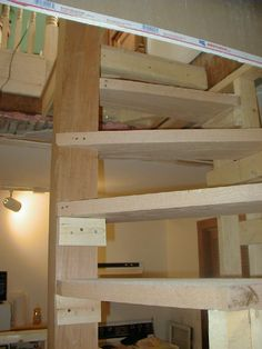 diy spiral stairs - Google Search