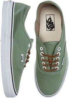 VANS AUTHENTIC SHOE > Mens > Footwear > Shoes | Swell.com