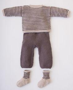 Lana Grossa PULLOVER, HOSE & SOCKEN Cool Wool Baby - FILATI INFANTI No. 9 - Modell 5-7 | FILATI.cc WebShop