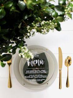 42 Chic Modern Wedding Decor Ideas   HappyWedd.com