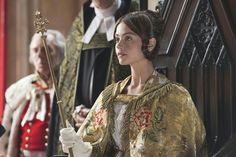 Victoria itv - Jenna Coleman Tom Hughes