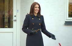 23-10-2015 Crown Princess Mary attends opening of KFUM housing