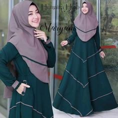 Maryam by Humaira Hijab Abaya Fashion, Muslim Fashion, Fashion Dresses, Happy Shopping, Fashion Styles, Fashion Show Dresses, Trendy Dresses, Stylish Dresses, Moslem Fashion