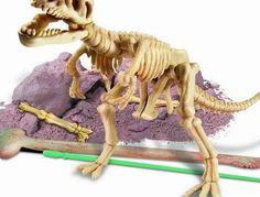 Great Gizmos Kidzlabs - Dig a T-Rex Skeleton (Barcode EAN = 4893156032218). http://www.comparestoreprices.co.uk/science-and-discovery-toys/great-gizmos-kidzlabs--dig-a-t-rex-skeleton.asp