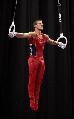 Sport Gymnastics, Artistic Gymnastics, Olympic Gymnastics, Jake Dalton, Male Gymnast, Gym Images, Lycra Men, Straight Guys, Athletic Men