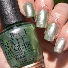 OPI Coca-Cola Duo - The Polished Mommy