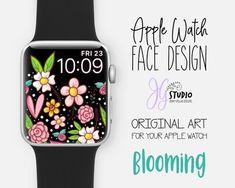 Apple Watch Wallpaper Blooming