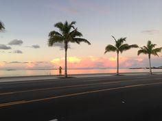 Zonsondergang @ Key West.