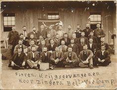 Geni - Photos in Photos from Anglo Boere Oorlog/Boer War (1899-1902) Prisoners Of War Bellevue Camp Simonstad